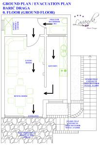 VILA LAVANDA - GROUND PLAN - 0 - GROUND FLOOR